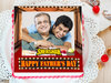 Photo Cake for Fathers Day