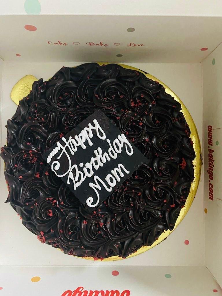 Heavenly Red Velvet Chocolate Cake