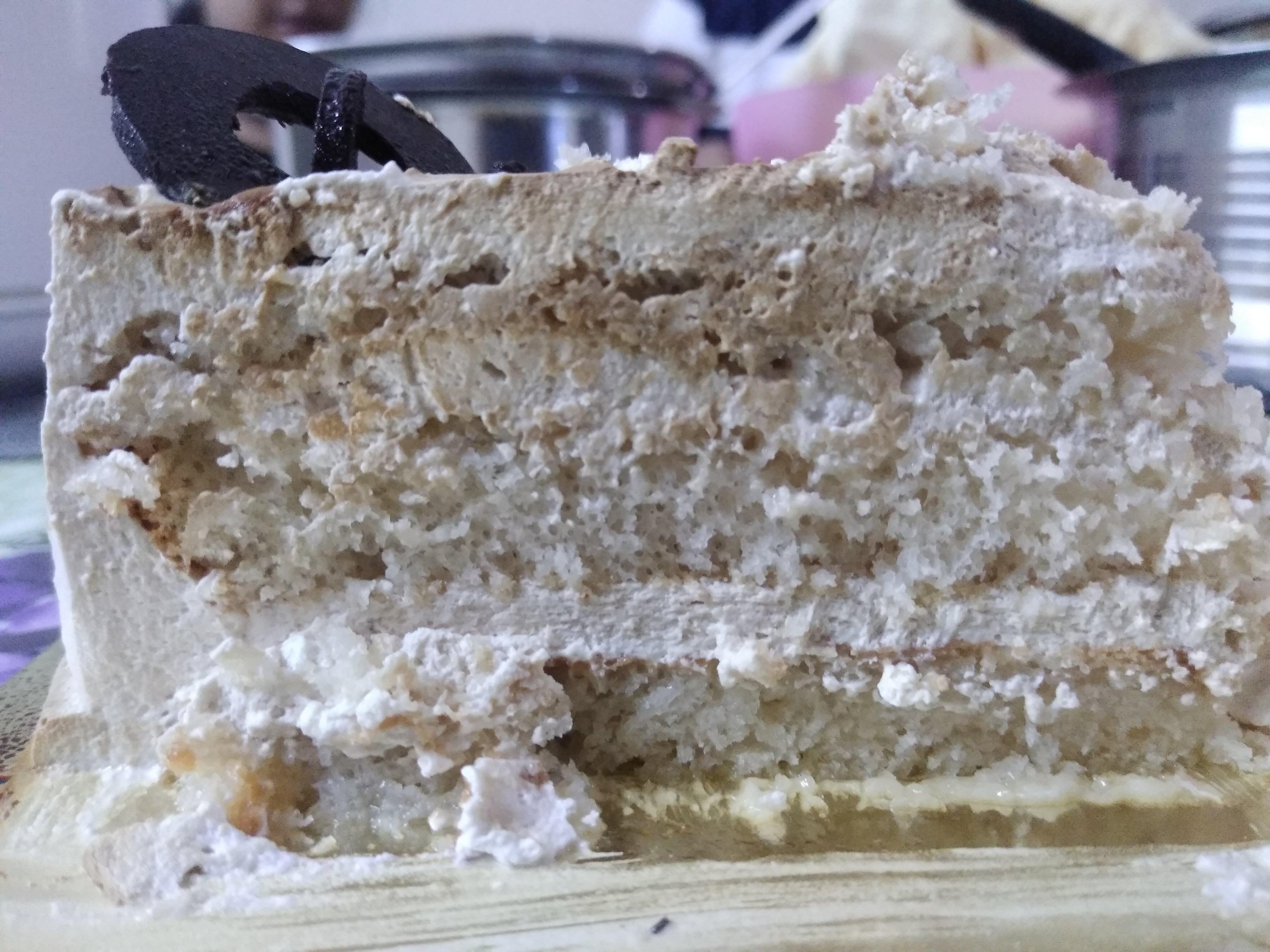 Coffeelicious Vegan Cake