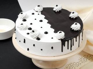 Black Forest Bonanza Cake