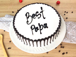 Black Forest Cake For Dad