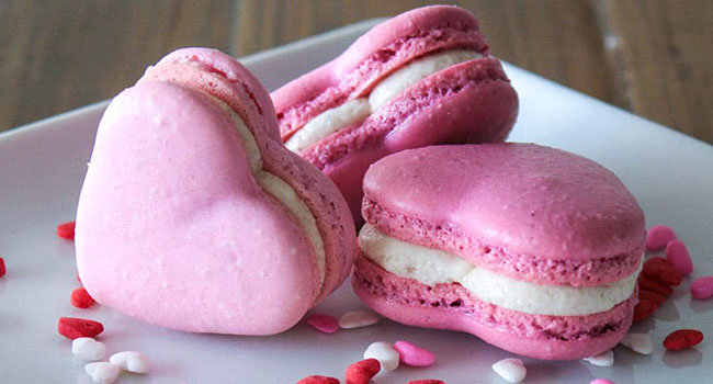 Bake Love Into These Heart Shaped Desserts