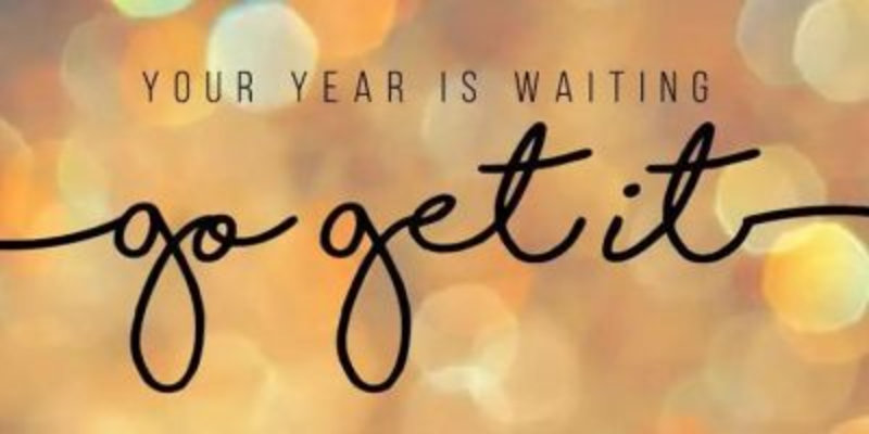 Welcome The New Year by Celebrating The New You