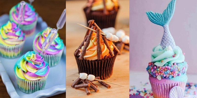 The Most Popular Cupcake Designs