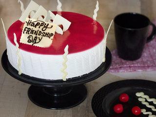 Blueberry Cake For Friendship Day Celebration