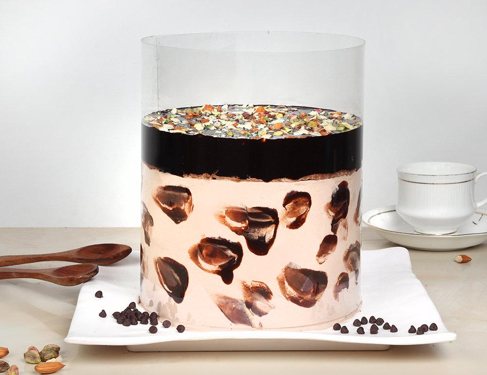 Choco Pull Up Cake