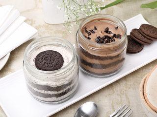 Chocochips Oreo Jar Cake