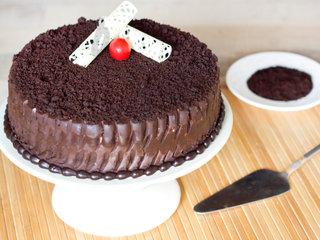 Choco-Thrill Chocolate Mud Cake