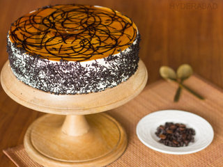 Coffee Mocha Cake in Hyderabad - Buy Now