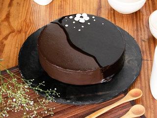 Decadent Chocolate Glaze Delicacy