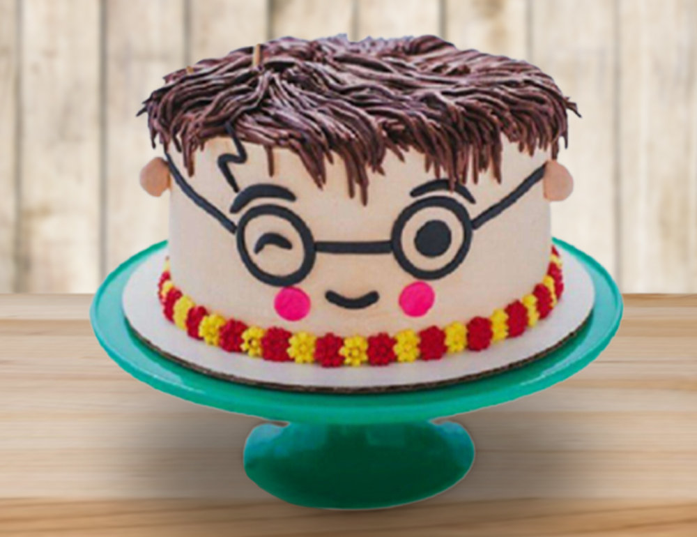 Messy Boy Cake