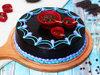 Diwali Choco Truffle Cake