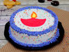 Diwali Pineapple Cake