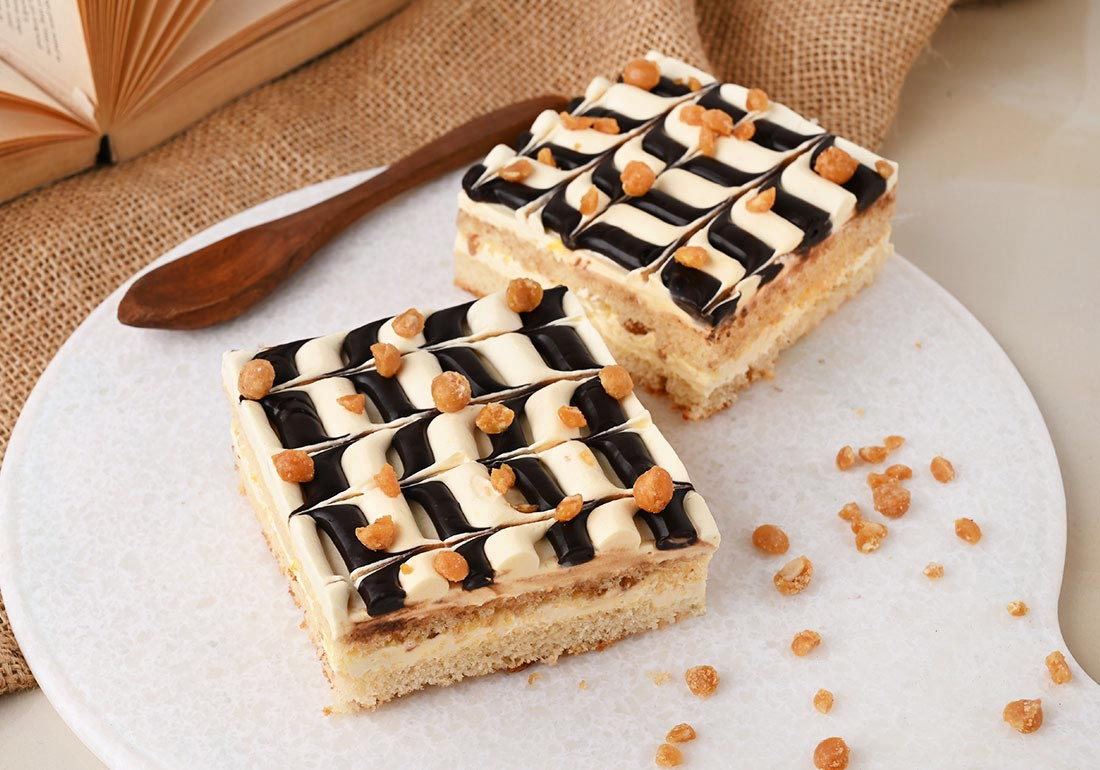 Sweet Butterscotch Pastries