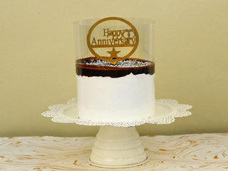 Happy Anniversary Pull Me Up Cake