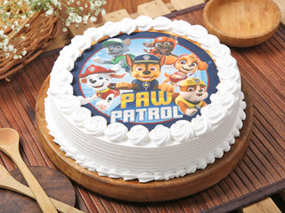 Flavoursome Paw Patrol Cake