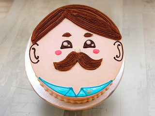 My Favourite Hero A Fathers Day Special Cake