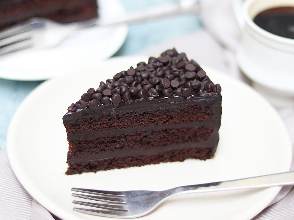 Chocolate Chip Pastry Cake