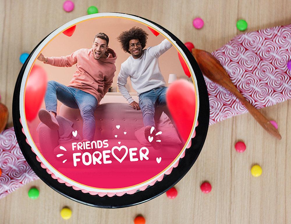 The Eternal Friendship Cake