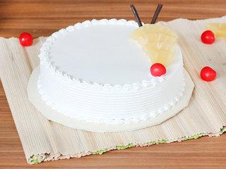 Pineapple Cake in Noida