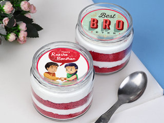 The  Tasty Poster Jar Cake