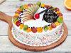 Republic Day Fruit Cake