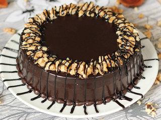 Sweetest Appeal - Choco Walnut Cake