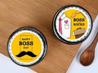 Boss Fav Jar Cakes