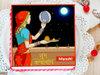 Karwa Chauth Poster Cake