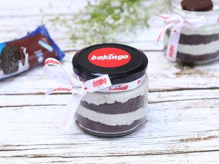 Oreo Single Jar Cake
