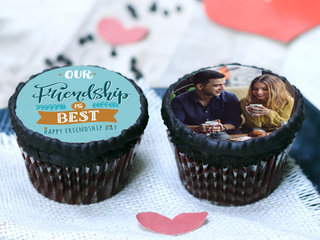 Personalised Photo Cupcakes