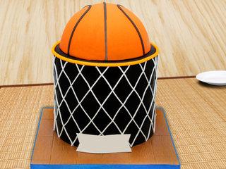 Basketball Cake For Basketball Lovers