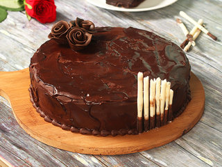 Belgian Chocolate Cake in Noida
