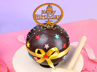 Surprise Birthday Pinata Cake