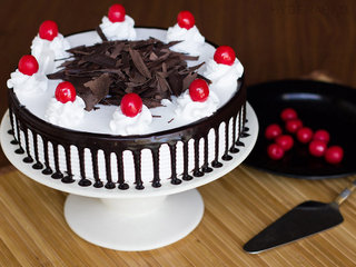 Buy Black Forest Cake Online in Hyderabad