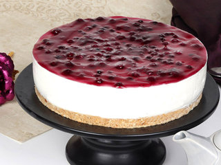 Decadent Blueberry Cheesecake in Ghaziabad