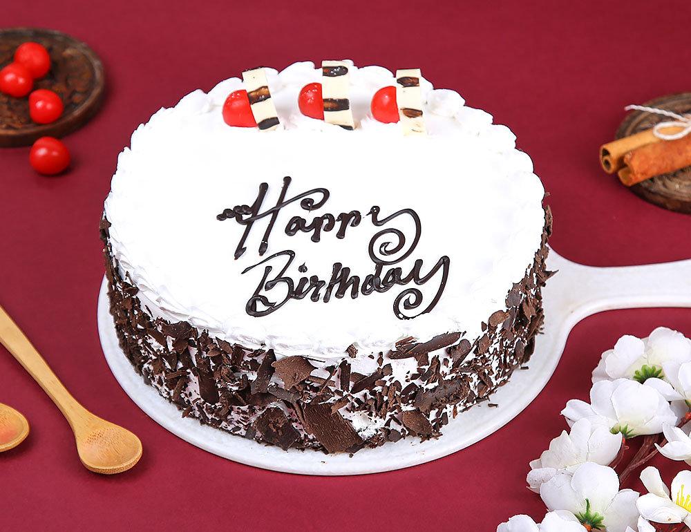 Choco Cherry Black Forest Cake