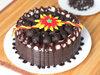 Rakhi Special Snicker Chocolate Cake