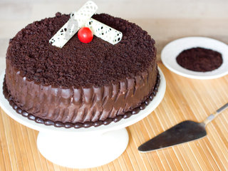 Choco-Thrill Chocolate Mud Cake