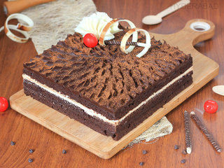 Coffee Chocolate Cake in Hyderabad - Buy Now