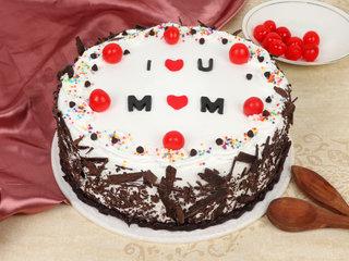 Chocolicious Black Forest Cake