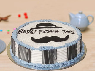 Fathers Day Designer Cake