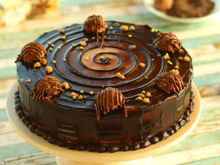 Tender Rocher Cake in Ghaziabad