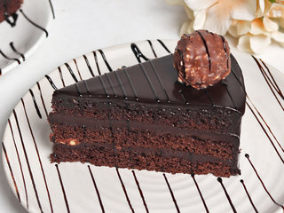 2 Pcs of Ferrero Rocher-Chocolate Truffle Pastry