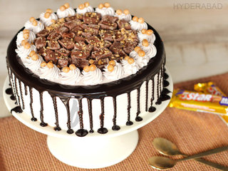 Five Star Cake in Hyderabad - Order For Party
