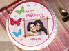 Mothers day photo cake