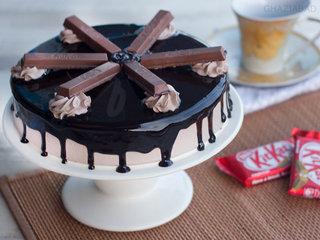 Kit Kat Cake in Ghaziabad