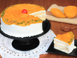 mango cake delivery