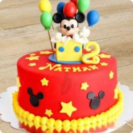 Micky Mouse Cakes