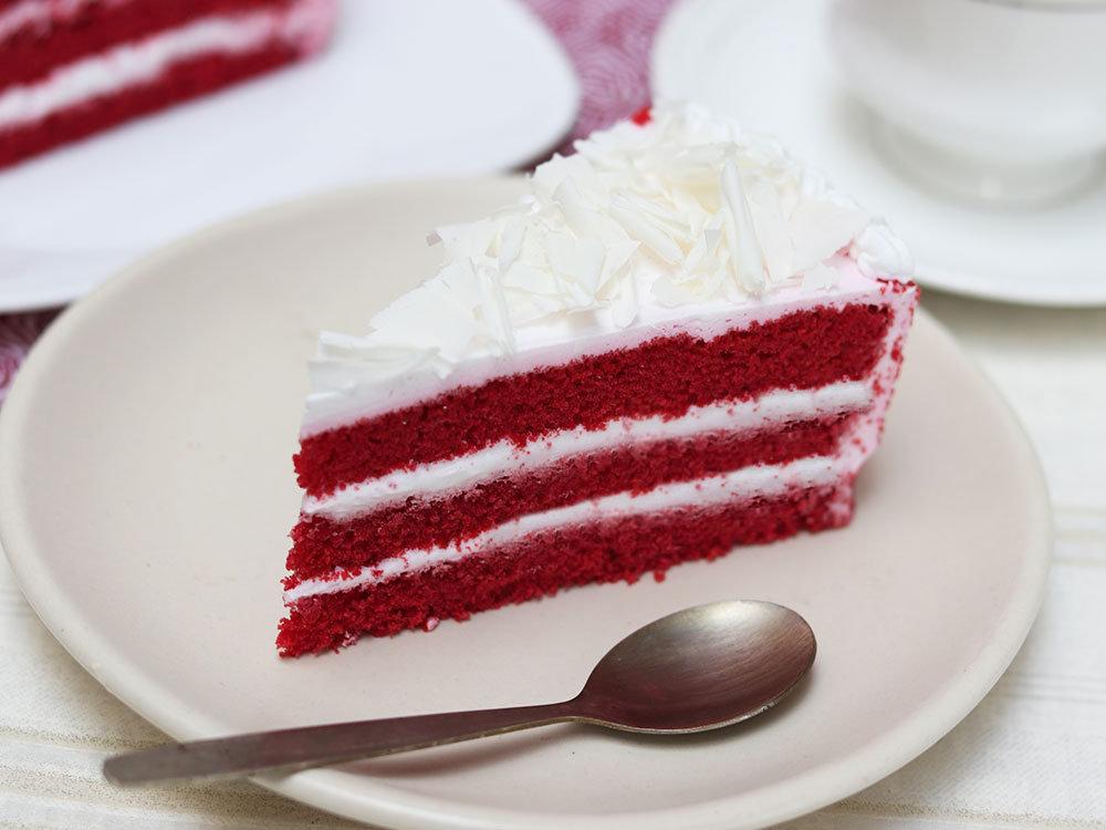 Red Velvet Pastry